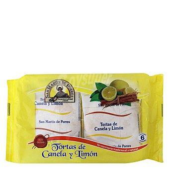 San Martin Tortas polvoron de porres 210 g