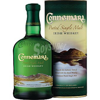 CONNEMARA Peated Single Malt Whisky irlandés botella 70 cl 70 cl