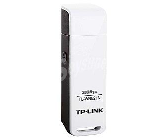 TP-LINK Adaptador USB Wireless TL-WN821N, ieee 802.11b/g/n, WPA/WPA2 ieee 802.11b/g/n, WPA/WPA2
