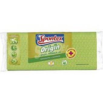 Spontex Bayeta absorbente grande 62x38 cm Pack 1 unid