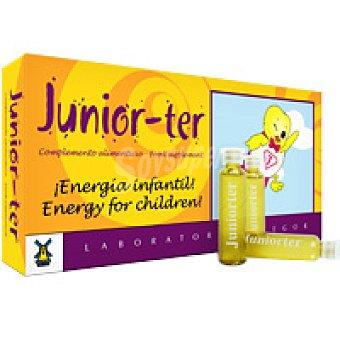 TEGOR Nutranatur Junior Jelly Caja 20 unid