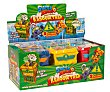 Figura con vehiculo, carcel kaboom, serie 1, magicbox  Superzings