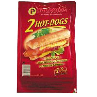 Palacios Hot Dog Pack 2x110 g