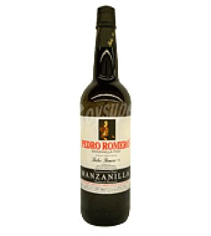 Bodegas Pedro Romero Manzanilla 75 cl