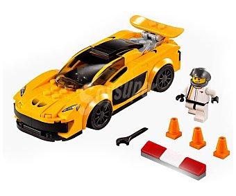 LEGO Juego de construcción con 168 piezas,mclaren P1, serie Speed Champions, modelo 75909 1 unidad