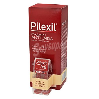 PILEXIL Champú anticaida 300 Mililitros
