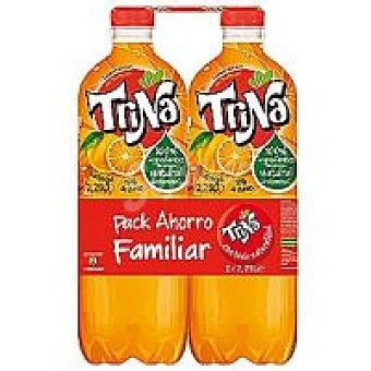 Trina Refresco de naranja Pack 2x2 litros