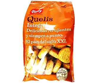 Quely Quelis Integrales Pan Especial 400 Gramos