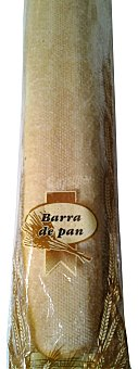 Mercadona Pan barra normal 250 g