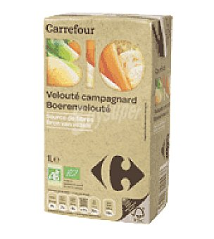 Carrefour Bio Crema campesina 1 l