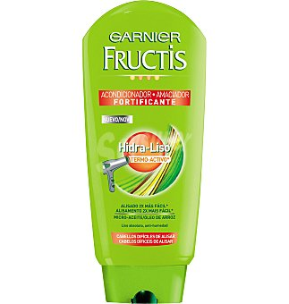 Fructis Garnier Crema suavizante hidra liso 250 ML