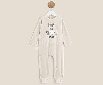 In Extenso Pijama pelele bebé talla 56 talla 56.