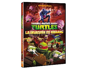 PARAMOUNT T. Ninja 3 La Invasión..