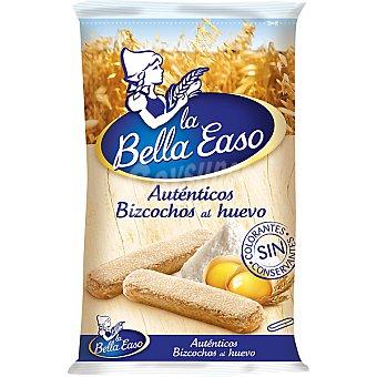 La Bella Easo Bizcocho con huevo Paquete 300 g