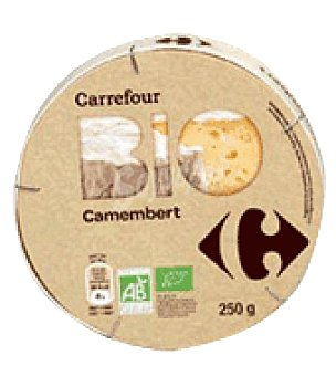 Carrefour Bio Queso camembert 250 g