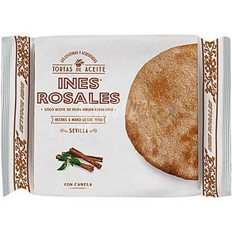 Ines Rosales Torta de aceite con canela Paquete 180 g