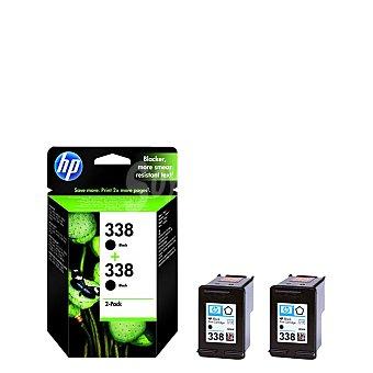 HP Pack Cartuchos de Tinta 338 - Negro 1 ud