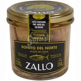 Zallo Bonito en aceite de oliva Frasco 220 g