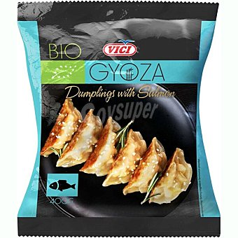 Vici Gyoza dumplings de salmón Bolsa 400 g