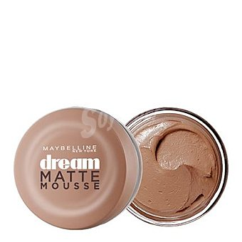 Maybelline New York Base de maquillaje Dream Mate Mousse nº 50 1 ud