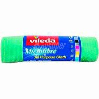 Vileda Bayeta microfibra vileda, pack 1 unid. Pack 1 unid