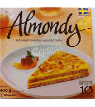 Almondy Tarta almendra 400 g.