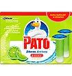Discos activos recambio limón 2 unidades Pato