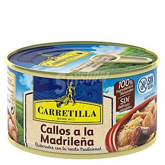 Carretilla Callos a la Madrileña 380 gr