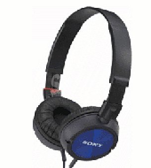 Sony Auriculares MDRZX300L azul sony