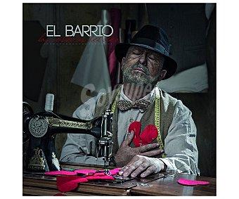 CONCERT MUSIC Disco Cd Las costuras del alma, El Barrio. Género: pop rock nacional. Lanzamiento: Octubre de 2017