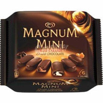 Magnum Frigo Magnum Double Snack Size Pack de 6x60 ml