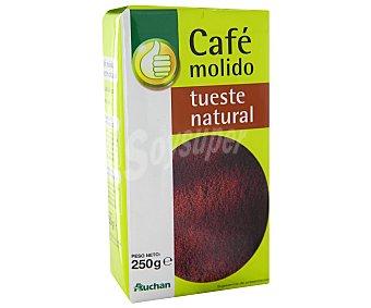 Productos Económicos Alcampo Café molido de tueste natural 250 gr