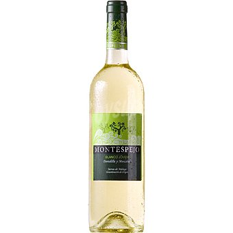 Montespejo Vino blanco seco D.O. Sierra de Málaga Botella 75 cl