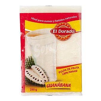 El Dorado Pulpa de guanábana 250 g
