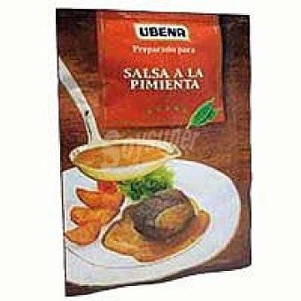 Ubena Salsa deshidratada de pimienta Sobre 25 g