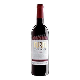 Tres Erres Vino tinto 75 cl