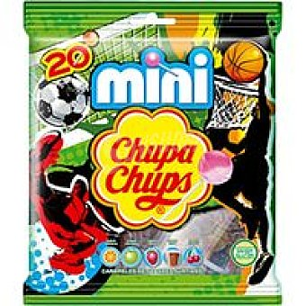 Chupa Chups Mini Megachups Football Bolsa 120 g