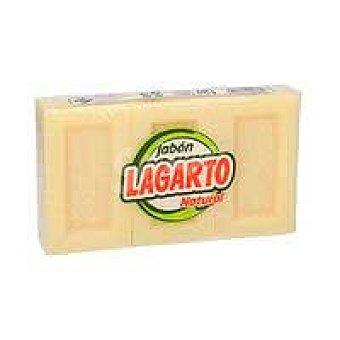 Lagarto Jabón natural lagarto, pack 3x200g Pack 3 x 200 g