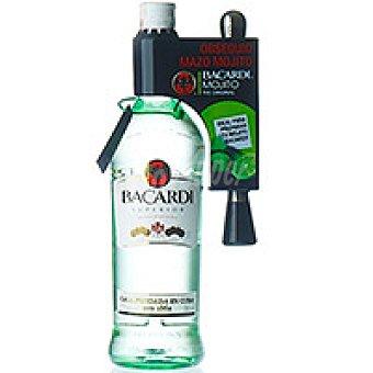 Bacardi Ron Botella 1 litro + mazo