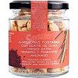 Almendras tostadas con aceite de oliva virgen extra romero y pimentón ahumado Frasco 110 g La Chinata