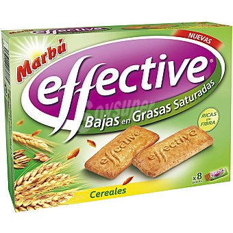 Marbu Artiach Galleta marbú effective cereal 185 g