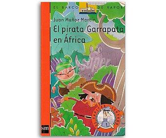 INFANTIL Pirata Garrapata áfrica