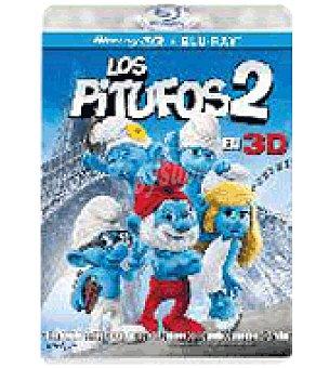 LOS PITUFOS 2 BD 3D+ 2D