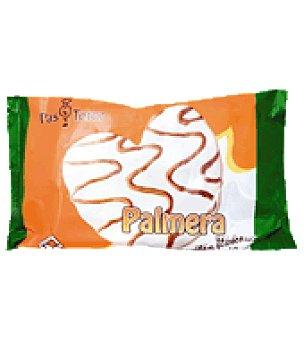 Bimbo Palmera de chocolate blanco 125 g