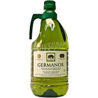 Germanor Aceite de oliva virgen extra arbeq. garrafa 2 litros