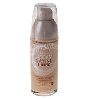 Maybelline New York Maquillaje dram satine fluido 21 nude 1 ud