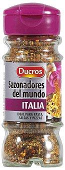 Ducros Sazonadores del mundo Italia ideal para pasta salsas y pizzas Tarro 30 g