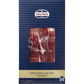 JULIAN MARTIN Paleta ibérica en lonchas Envase 100 g