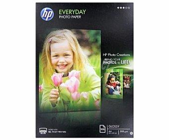 HP Papel Fotográfico Semy Glossy , 170g/M 170g