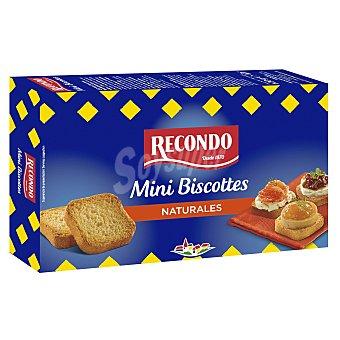 Recondo Mini biscottes Caja 120 g